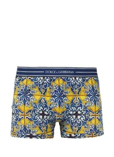 Dolce&Gabbana Boxer Sarı